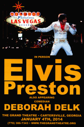 Elvis Preston Live at the Grand Theatre